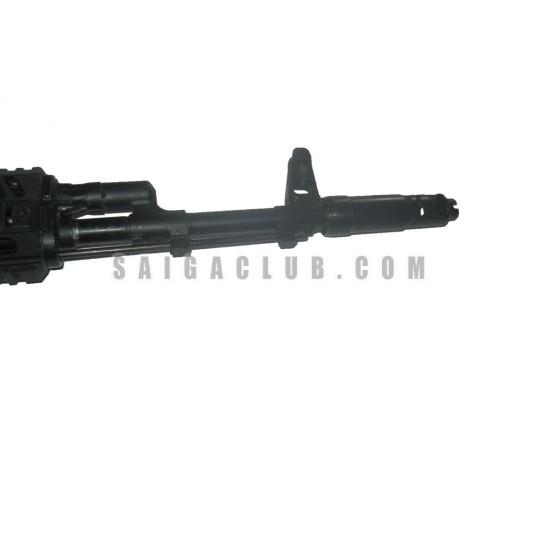 Дулният спирач-компенсатор за АК е разработeн за повишаване на групираността на  стрелбата и намаляване на отката